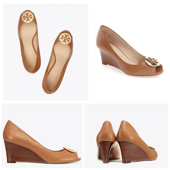 7a687d4cf6 Tory Burch Shoes | Nib Kara Wedge 10 | Poshmark